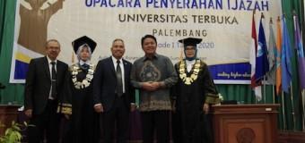 Herman Deru Sangat Hargai Guru PAUD