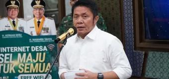 Antisipasi Penyebaran Covid-19 di Sumsel, Herman Deru Kucurkan Dana Rp 100 Miliar