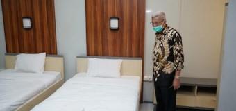 Herman Deru Tunjuk Wagub Sumsel Jadi Ketua ODP Center Covid-19