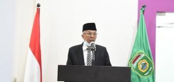 Dewan Sumsel Setujui LKPJ Gubernur TA 2019