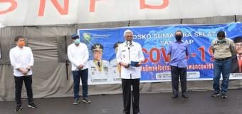 Wagub Mawardi Terima 500 Paket Sembako dari Pengusaha dan Petani Sawit