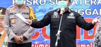 Gubernur Herman Deru Ingatkan PLN Permudah masyarakat Dapatkan Listrik Bersubsidi
