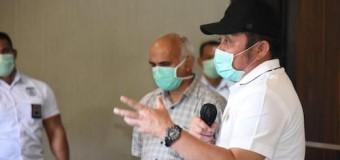 Kongkrit, Gubernur Herman Deru Alihkan Anggaran Untuk Insentif Tenaga Kesehatan