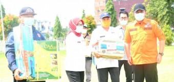 HD Minta Warga Linggau Tetap Produktif dan Patuhi Protokol Kesehatan