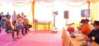 HD Apresiasi Rendahnya Kasus Kematian Covid di Muratara
