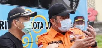 Cek Perbatasan Sumsel – Bengkulu, Herman Deru Langsung Telpon Gubernur Rohidin Mersyah