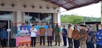Pemkab Empat Lawang Bagikan 27.477 Paket Sembako
