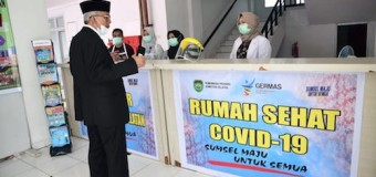 Wagub Sumsel: Kabupaten/Kota Ujung Tombak dan Garda Terdepan Penanganan Covid 19